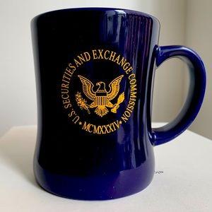 US SEC Mug